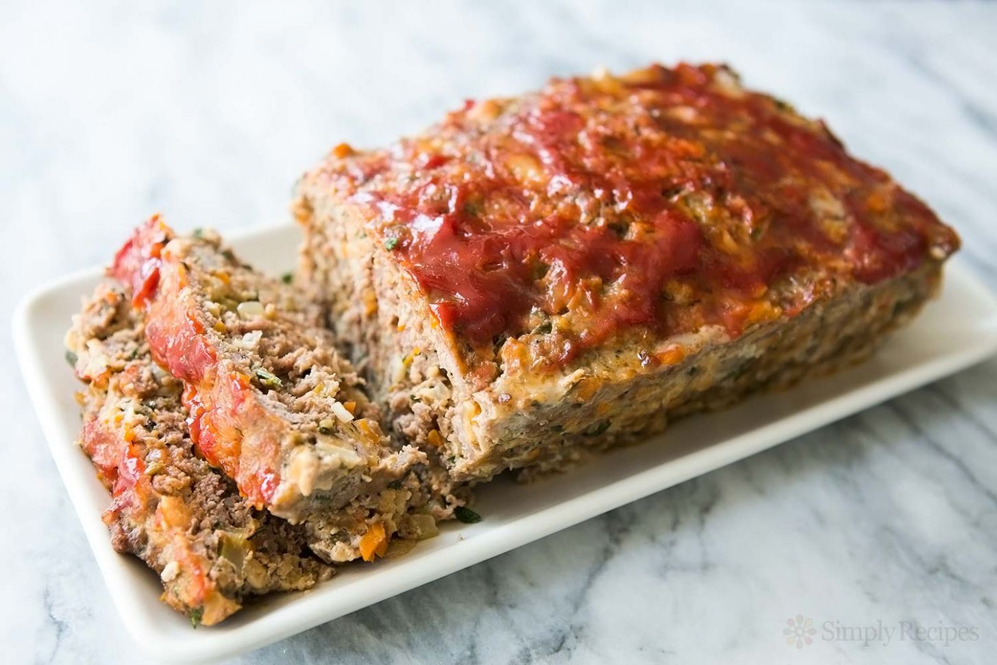 Classic Meatloaf - Simply Recipes Meatloaf