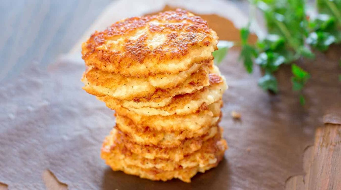 Classic Potato Pancakes - Recipes Using Potato Starch