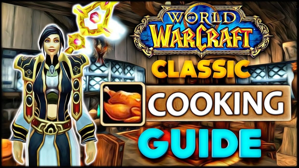 Classic Vanilla WoW Profession Overview/Guide: Cooking, First Aid