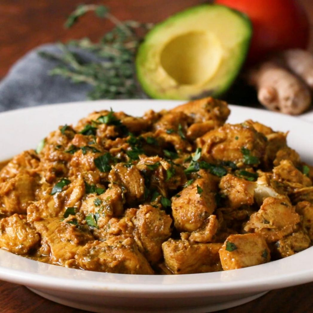 Coconut Chicken Curry Recipe by Tasty - Chicken Curry Recipes