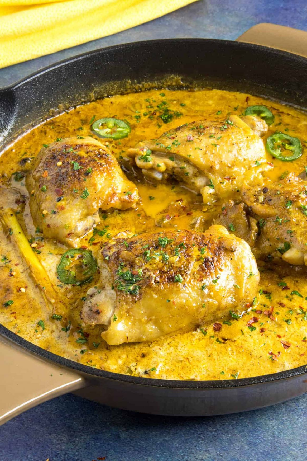 Coconut Curry with Chicken Recipe - Recipes Chicken Coconut Milk