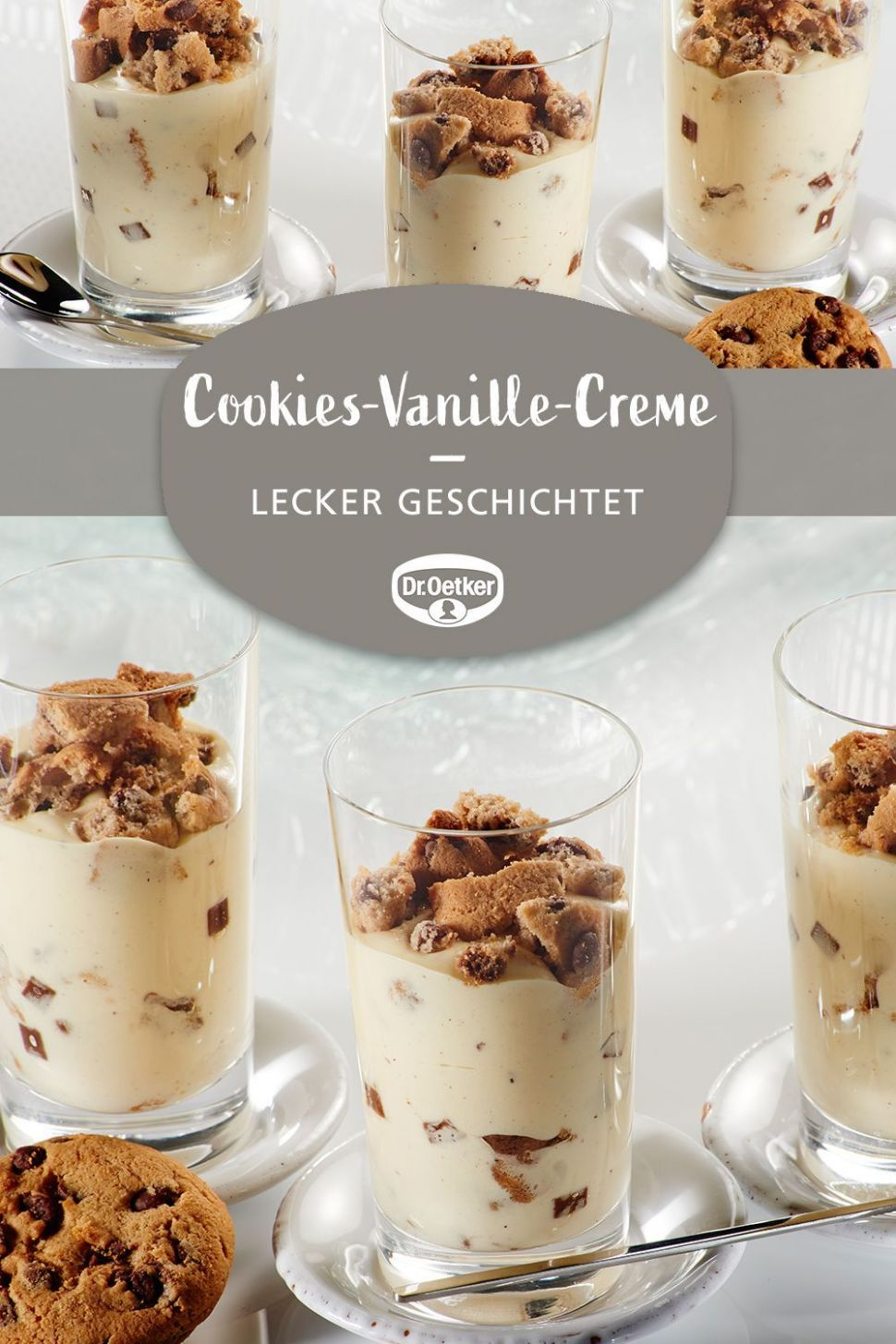 Cookies-Vanille-Creme - Easy dessert recipes | Vanilla cookies ..