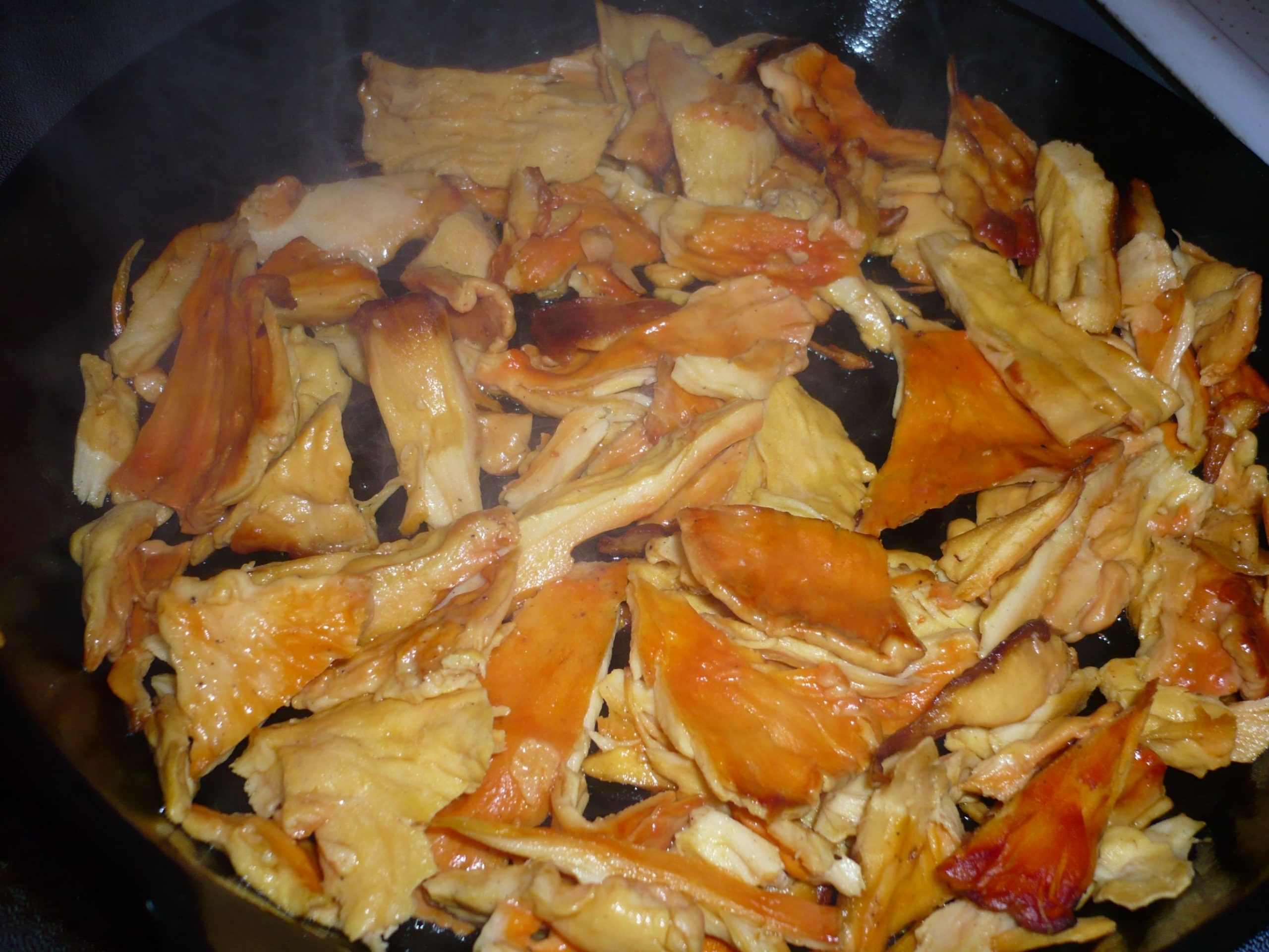 Cooking Chicken of the Woods | Chicken of the Woods Mushroom ...