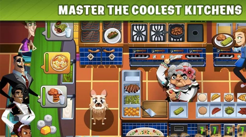 Cooking Dash Game | #11 Cheats, Recipes, Forum