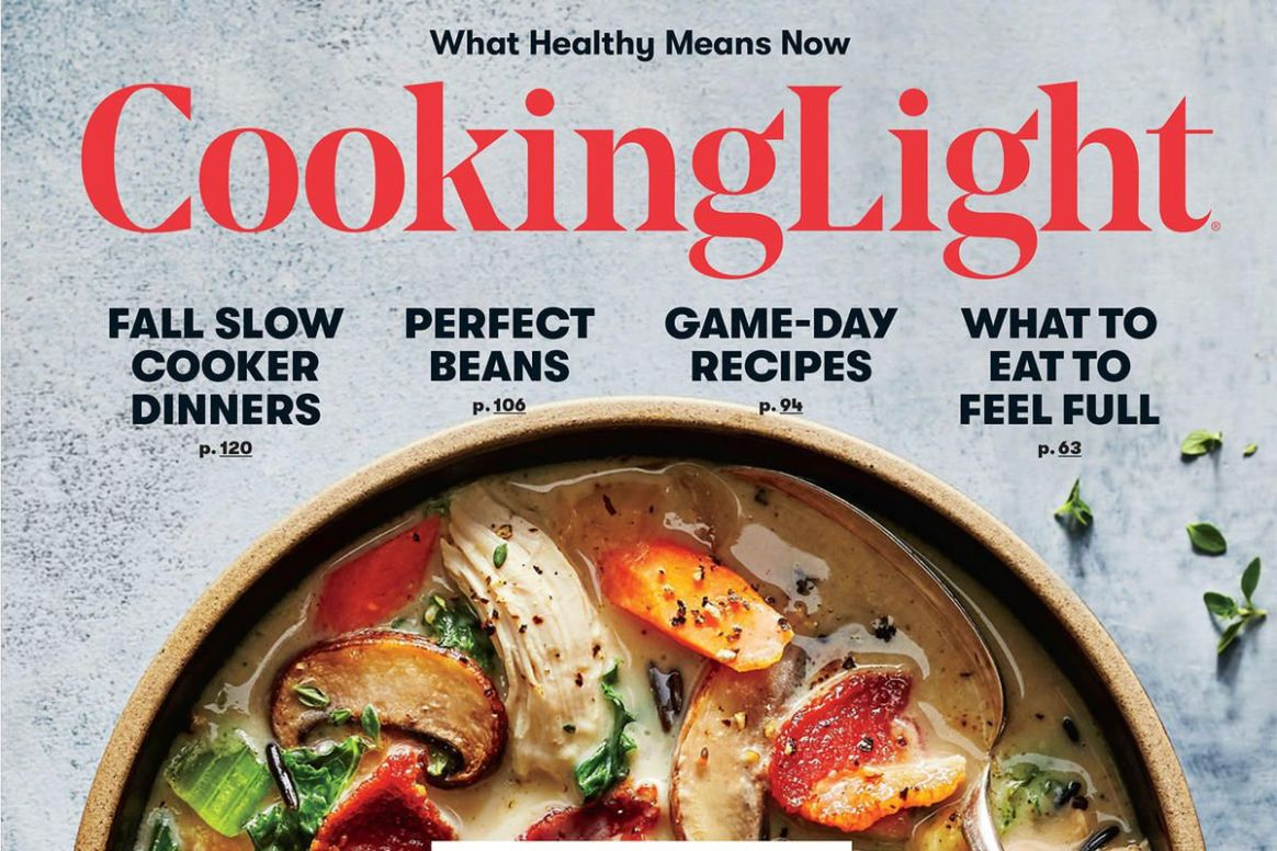 Cooking Light' to End Regular Print Issues and Subscriptions - Eater
