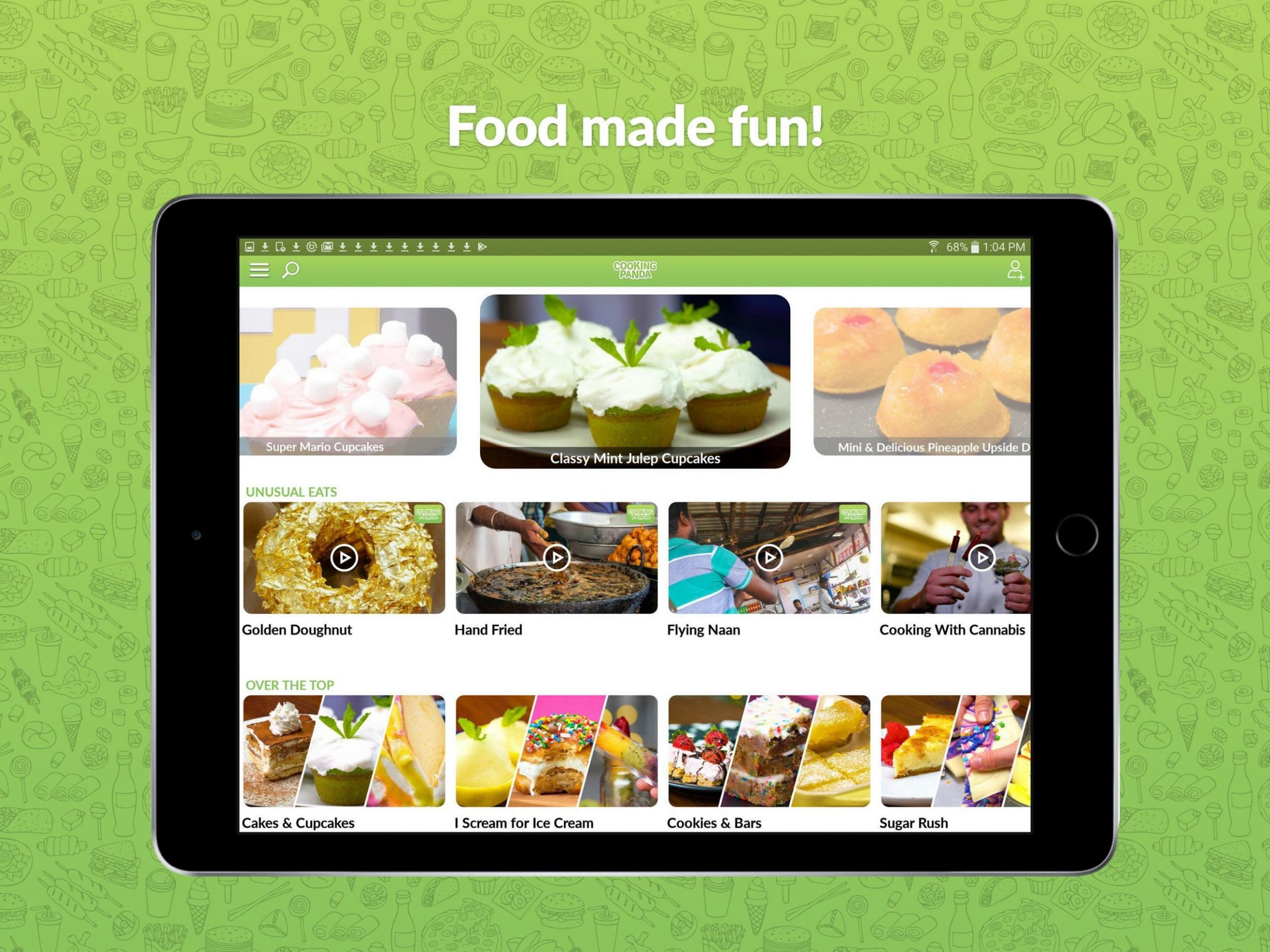 Cooking Panda for Android - APK Download - Recipes Cooking Panda