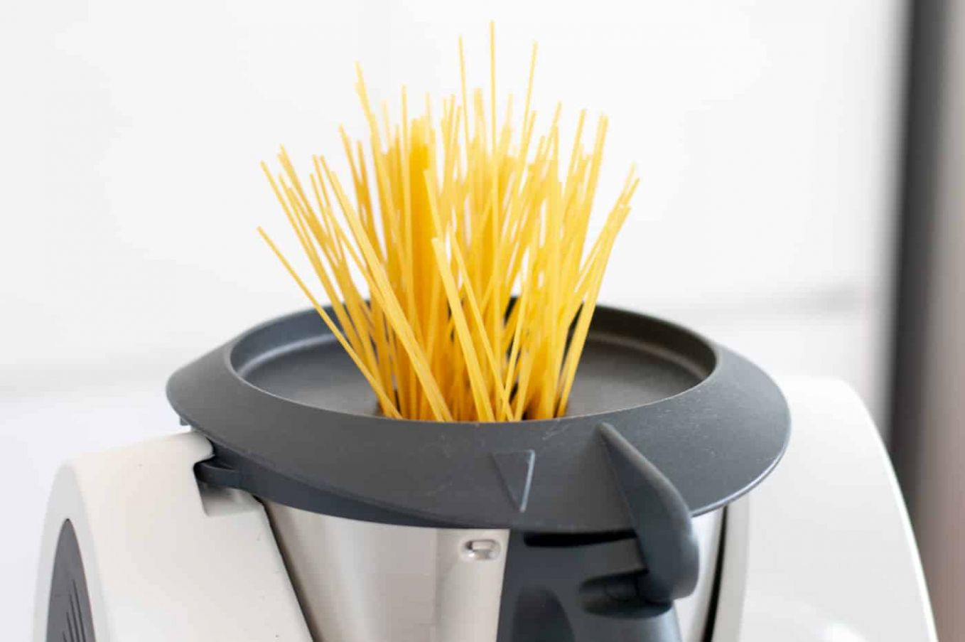 Cooking Pasta in the Thermomix