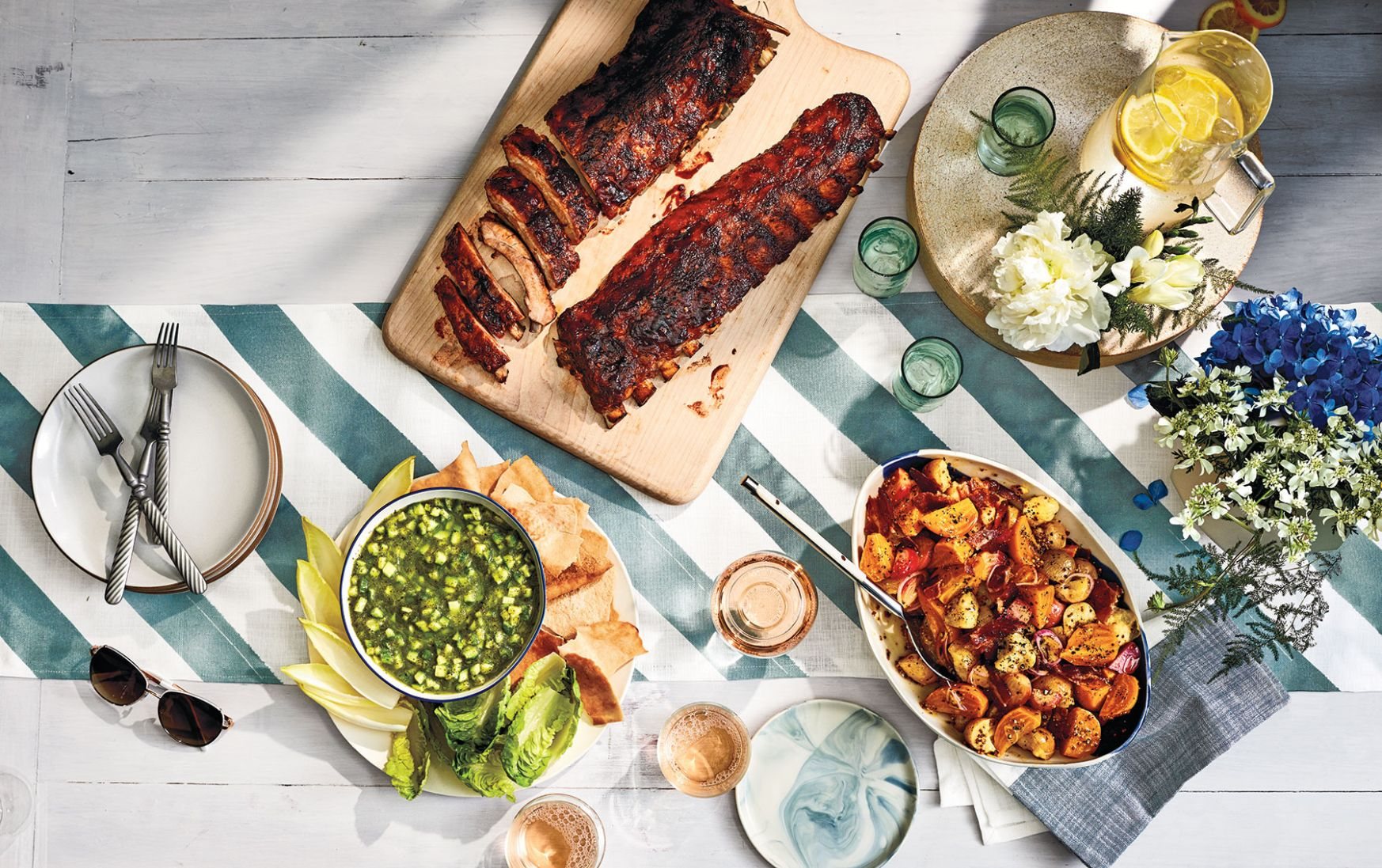 Cookout Menu: 12 Great Recipes for Summer | Real Simple
