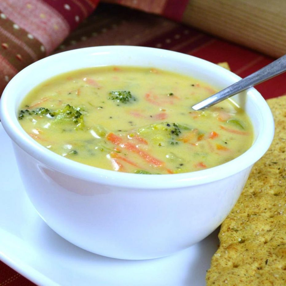 Copycat Panera® Broccoli Cheddar Soup - Broccoli Cheddar Soup Recipes