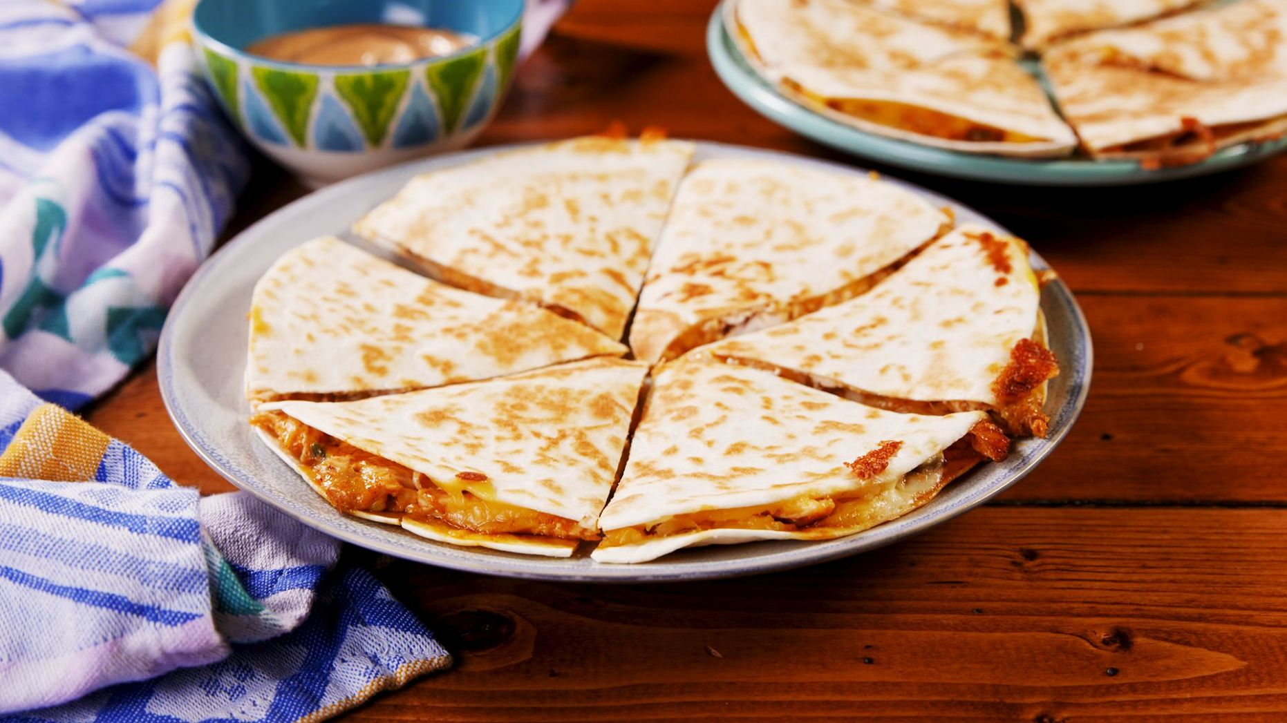 Copycat Taco Bell Quesadilla - Recipe Chicken Quesadilla Taco Bell