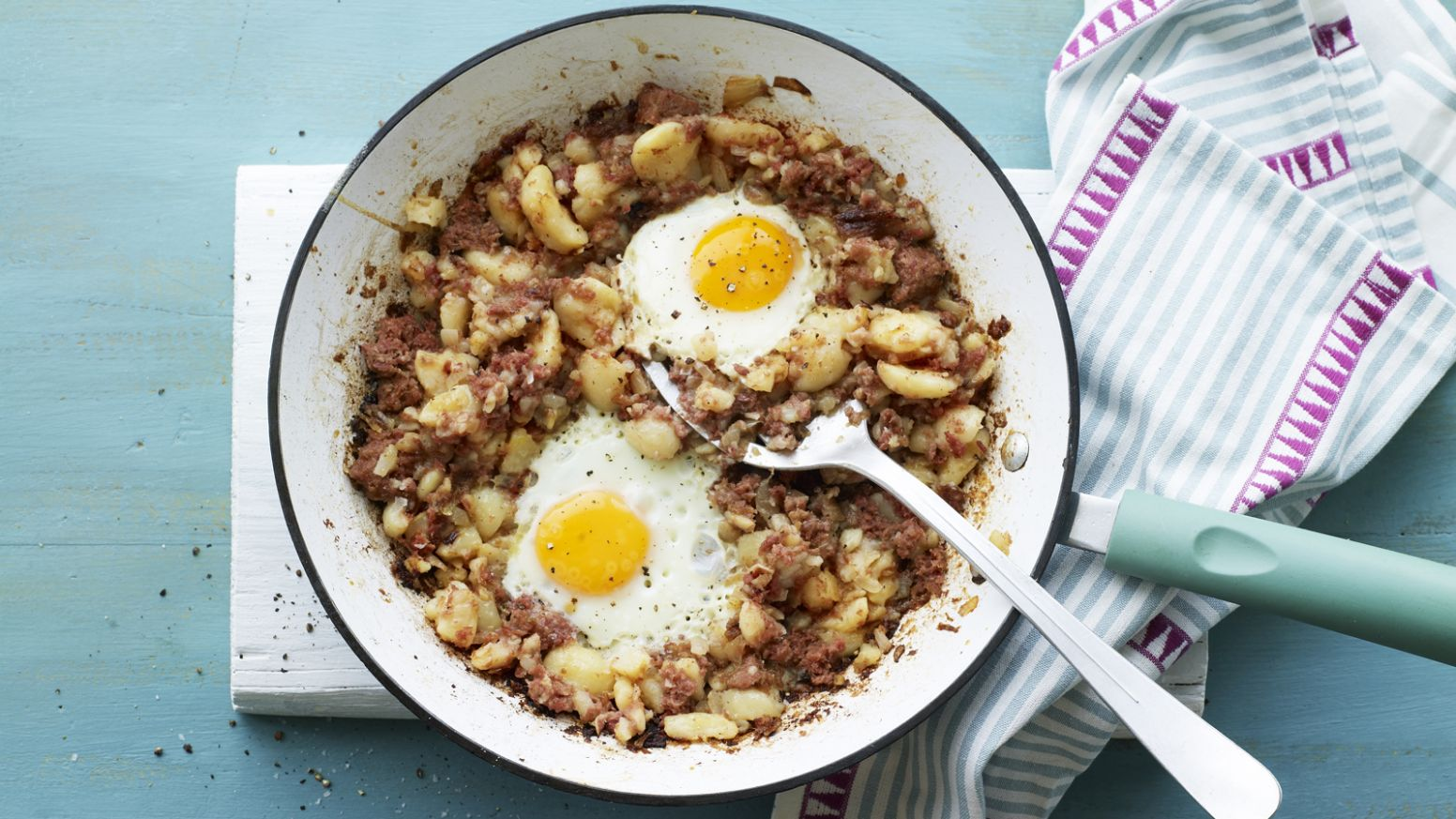 Corned beef hash - Recipes Beef Hash