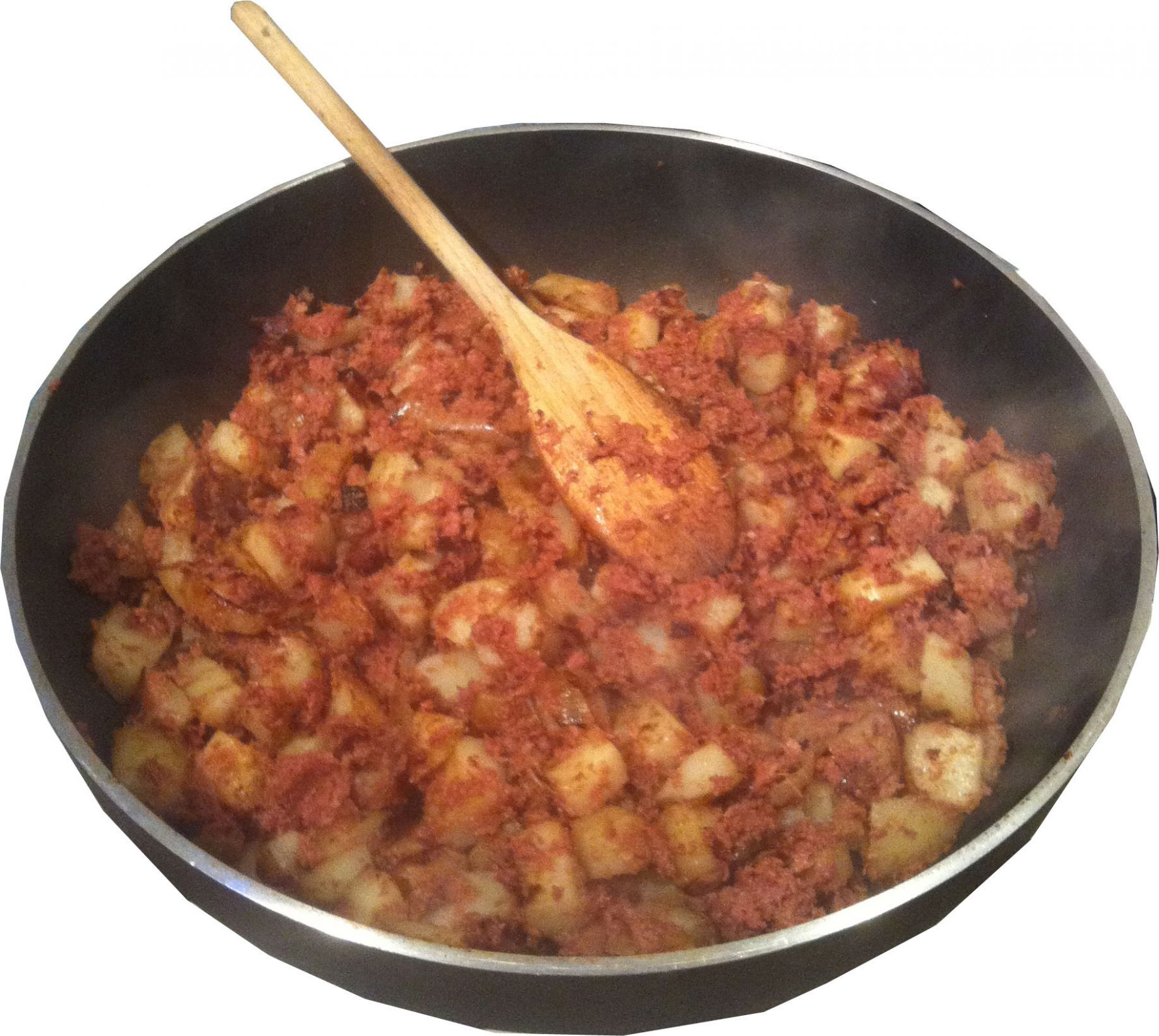 Corned beef hash . . . simple recipe - All recipes UK