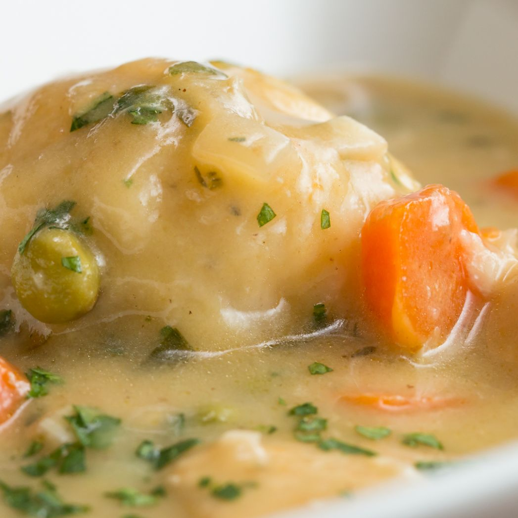 Cozy Chicken And Dumplings Recipe by Tasty - Recipes Chicken N Dumplings