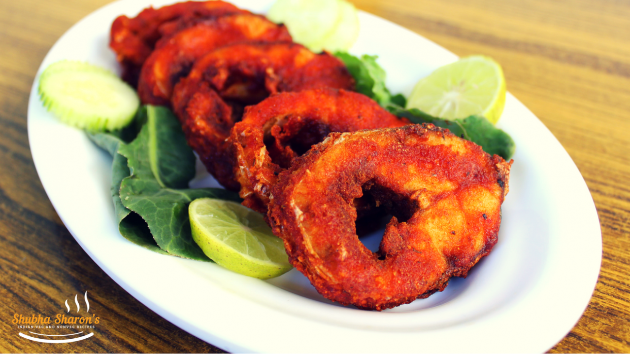 Crispy and spicy Fish kabab recipe | Home for Indian recipes - Recipe Fish Kabab