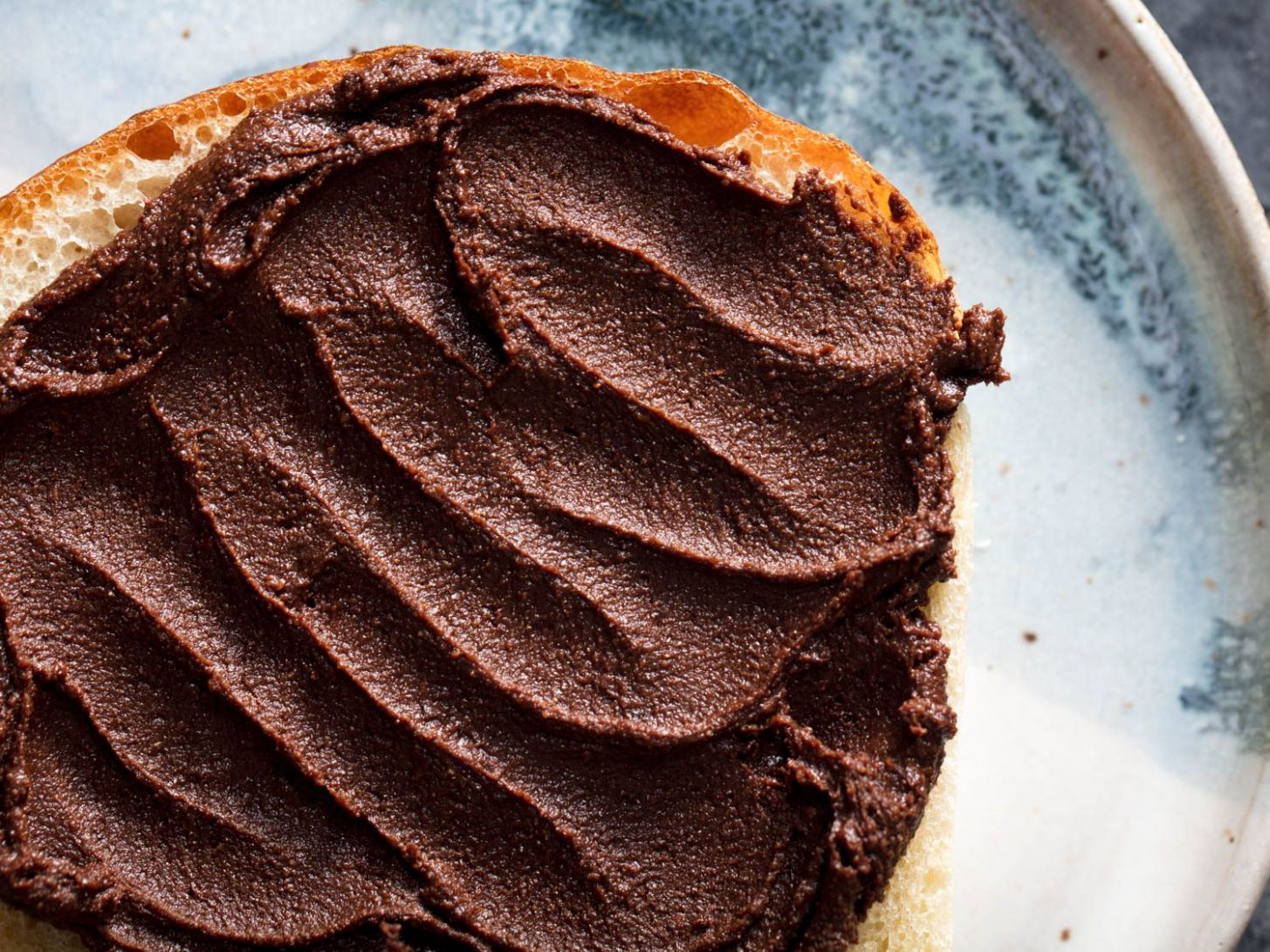 Crispy Homemade Nutella (Chocolate-Hazelnut Spread) Recipe - Recipe Chocolate Hazelnut Spread