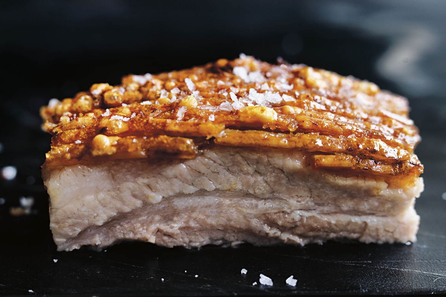 Crispy roasted pork belly - Recipes Pork Belly