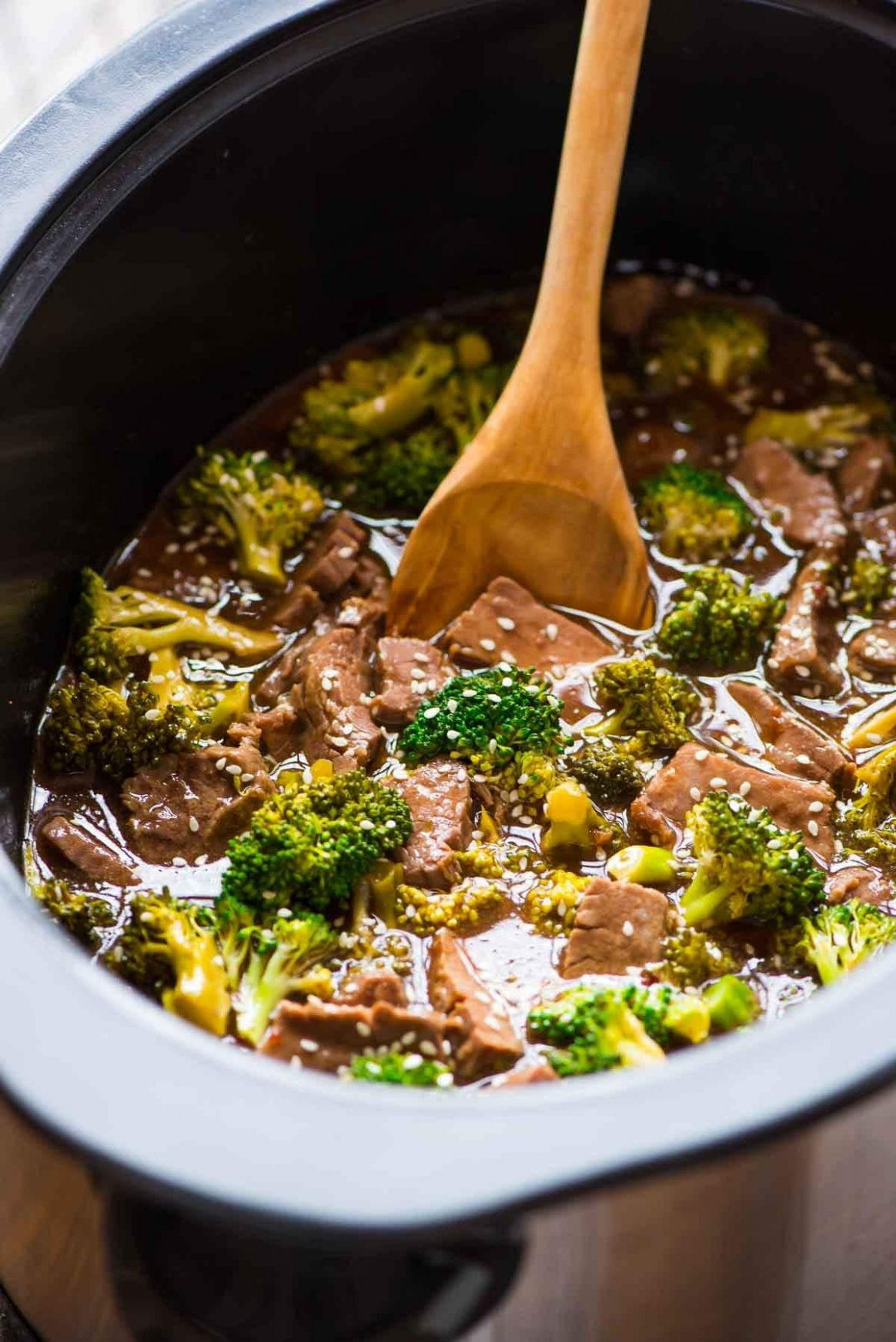 Crockpot Beef and Broccoli - Recipes Beef In Crock Pot