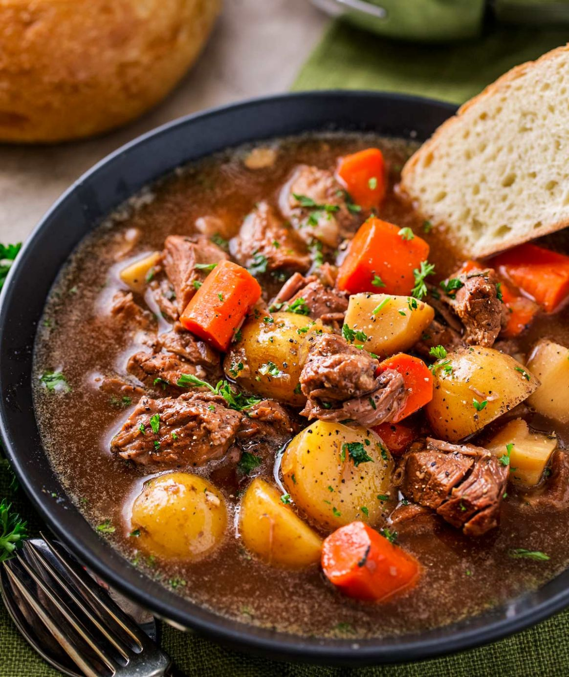 Crockpot Beef Stew - Recipes Beef For Stew