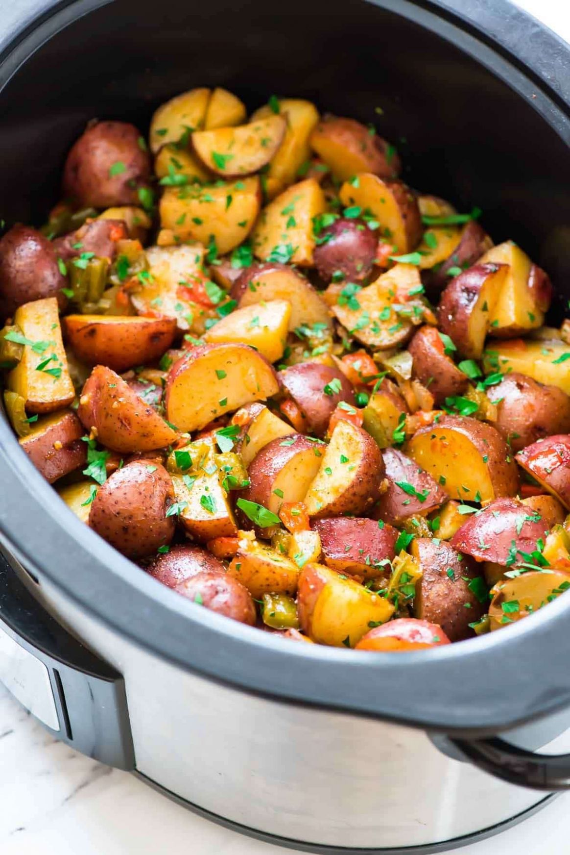 Crockpot Breakfast Potatoes - Breakfast Recipes Potatoes
