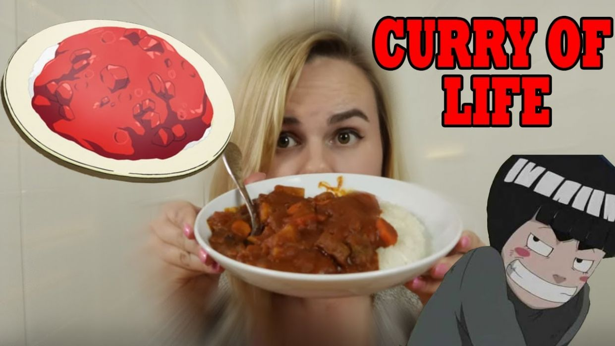 Crunchyroll - Cooking With Anime: Curry of Life from Naruto