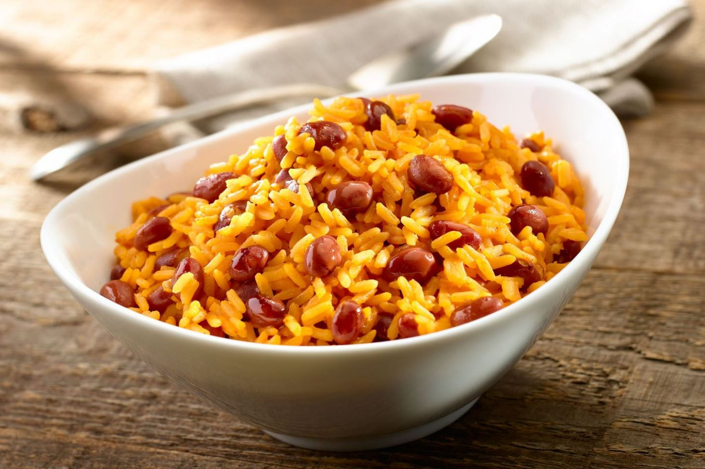 Cuban Rice & Beans - Recipes Rice And Beans