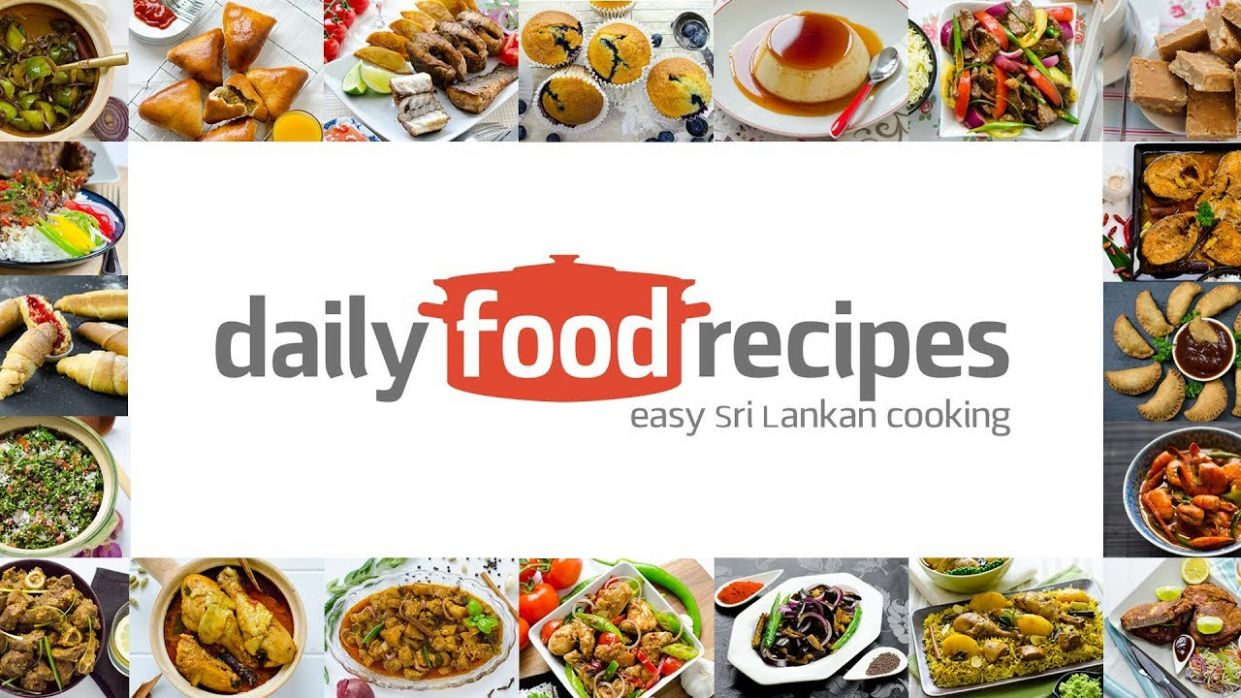 Daily Food Recipes - Welcome Video - Food Recipes Video