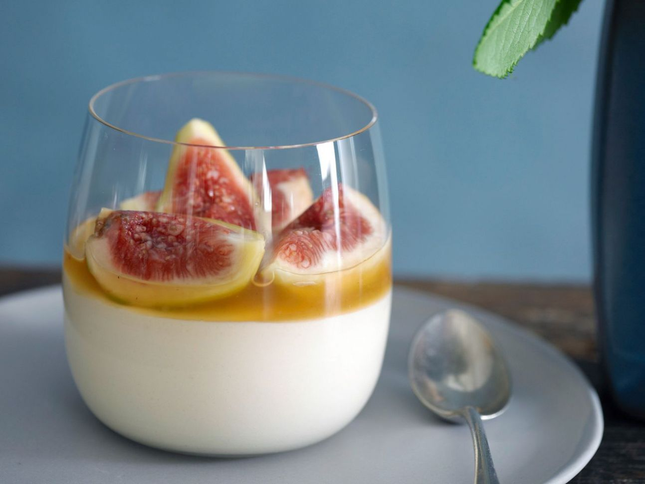 Dairy-Free Almond Milk Pudding