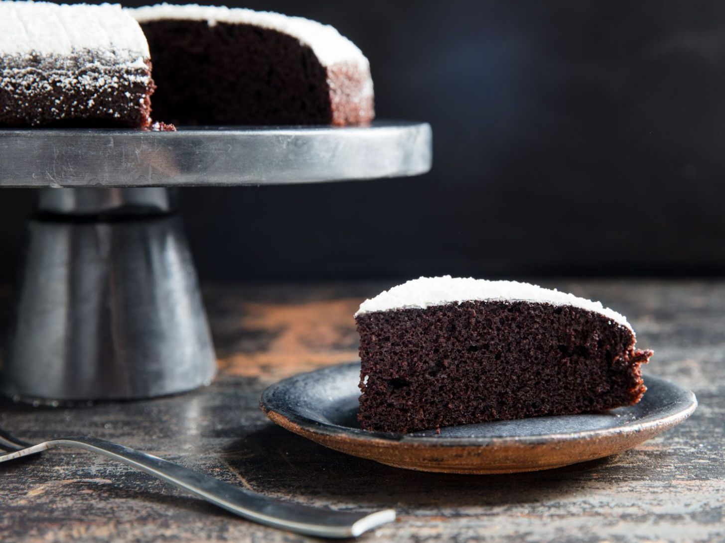 Dairy-Free Chocolate Cake Recipe