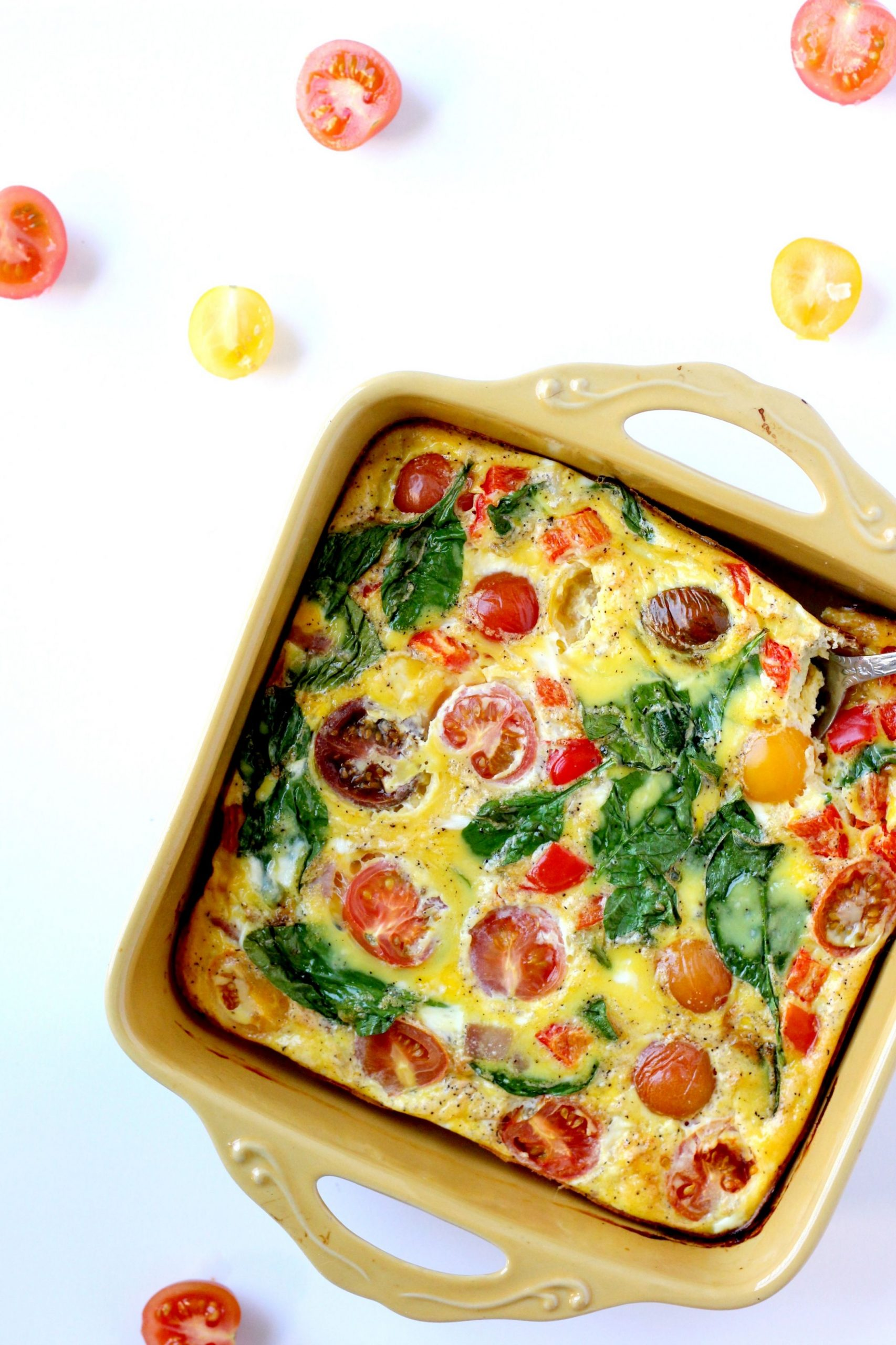 Dairy Free Frittata - Recipes Egg Free