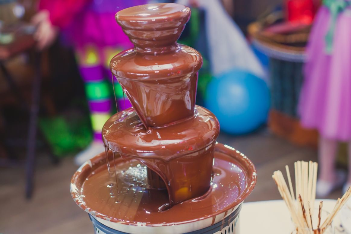 Delectably Wonderful Chocolate Fountain Recipes Without Oil ..
