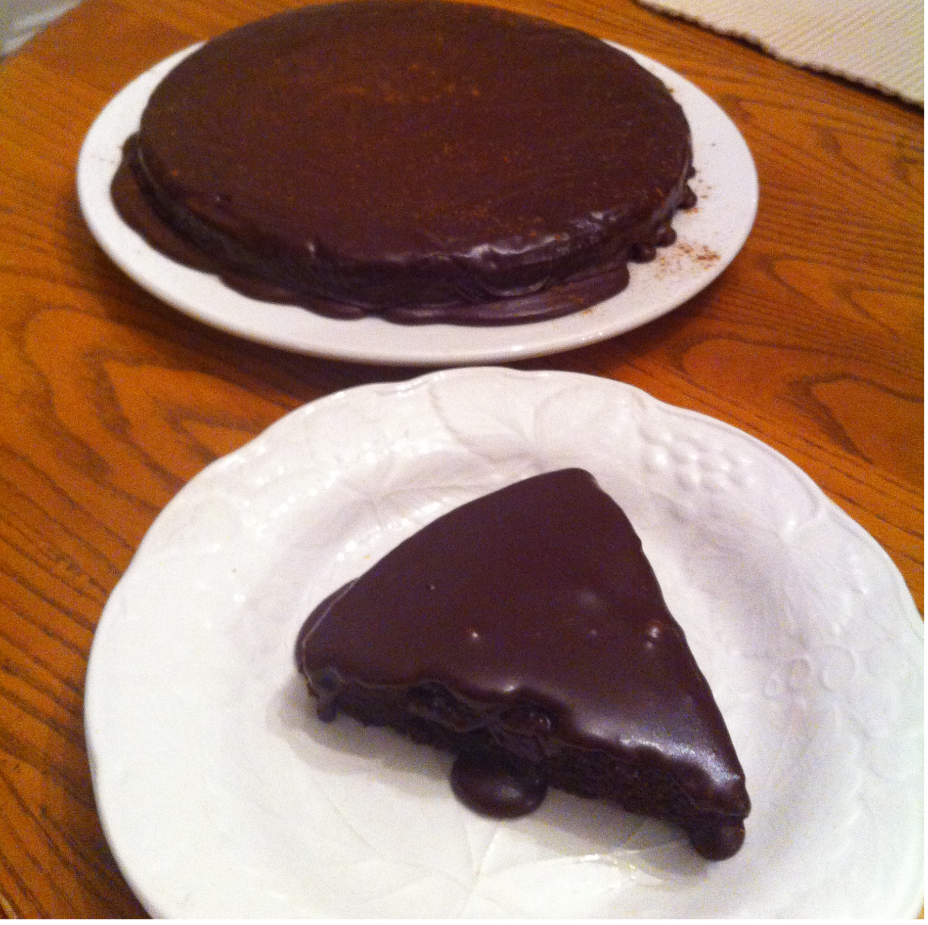 Delicious Chocolate Cake and Frosting with Xylitol | Xylitol ...