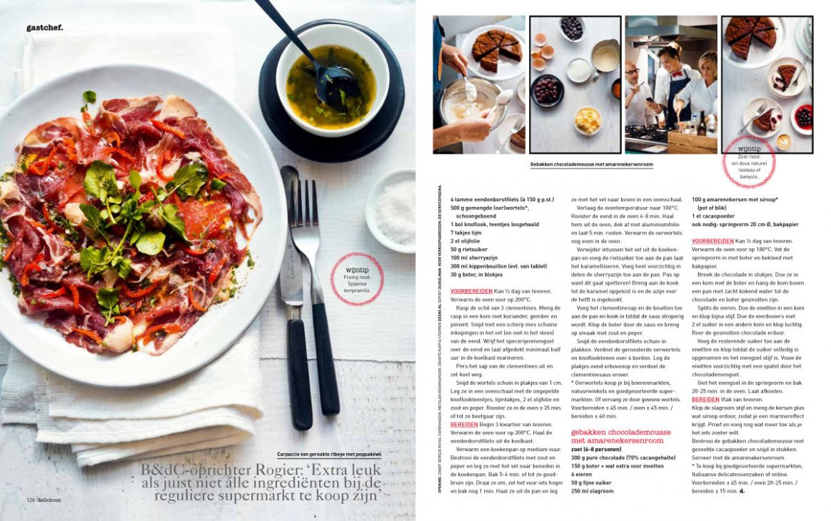 delicious. Magazine Christmas Special 8 - Amsterdam Flavours