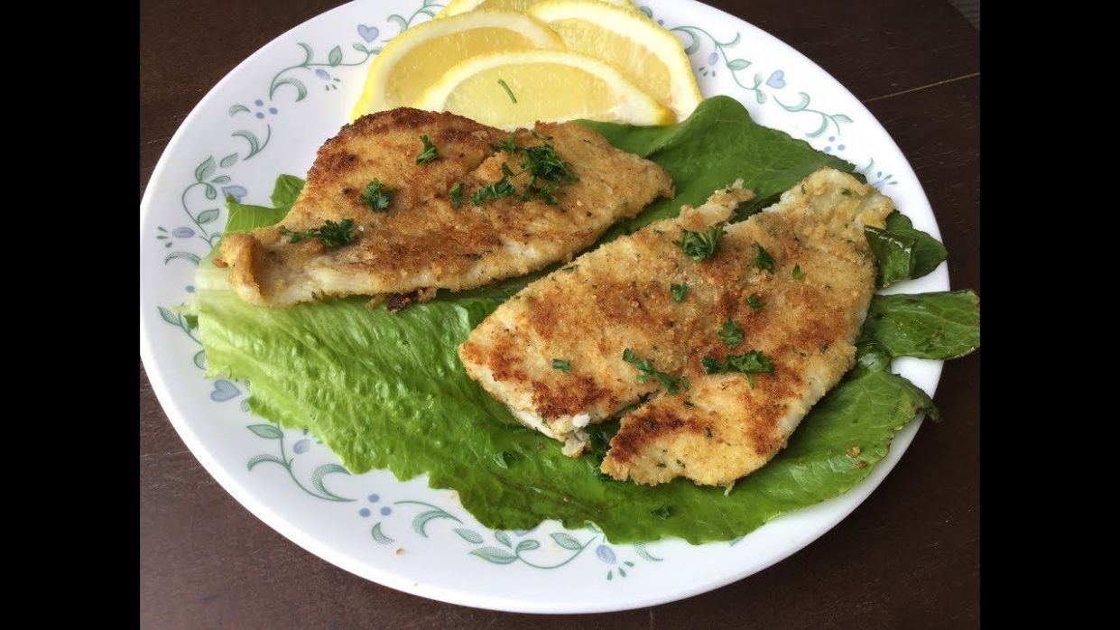 Delicious Pan Fried Sole Fish Recipe in Hindi | Recipes, Easy ..