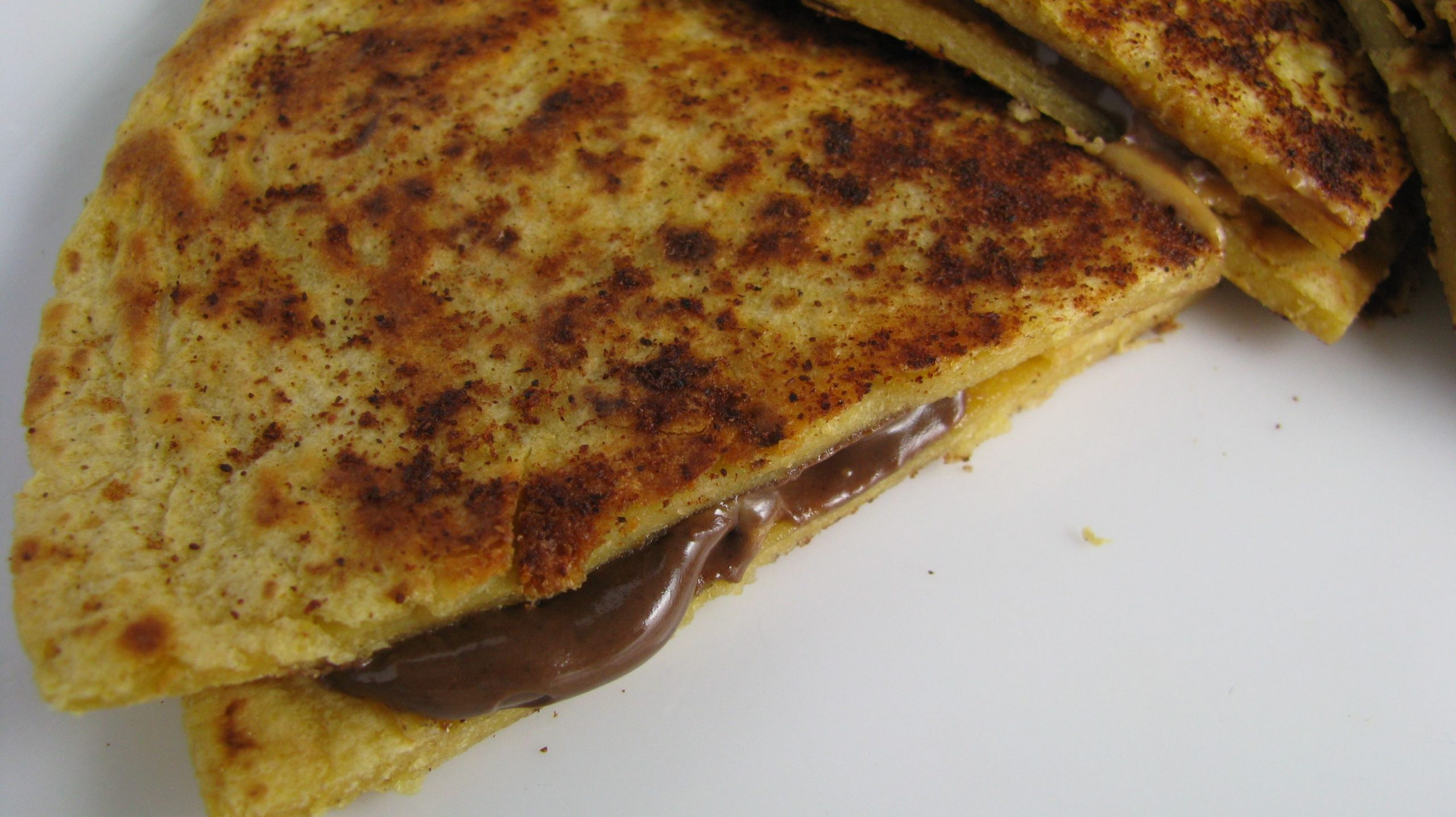 Dessert Quesadillas - Dessert Recipes Using Flour Tortillas