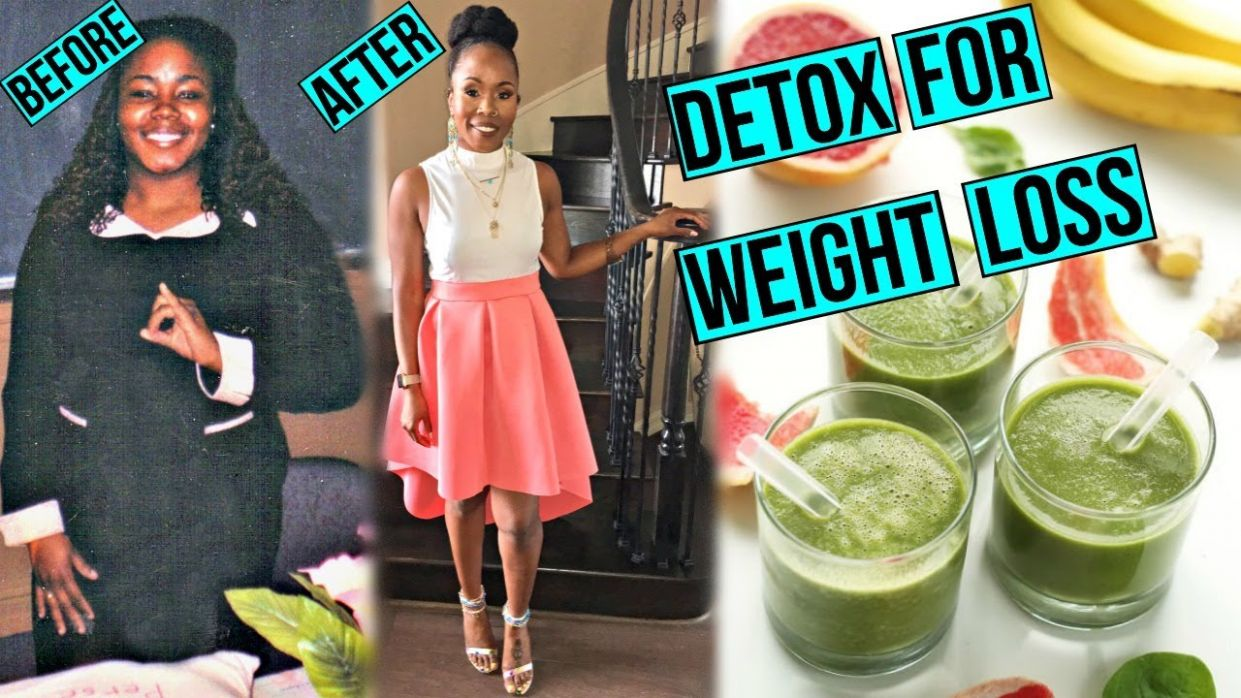 Detox for FAST WEIGHT LOSS | Smoothie & Juice Recipes that WORK! + ...