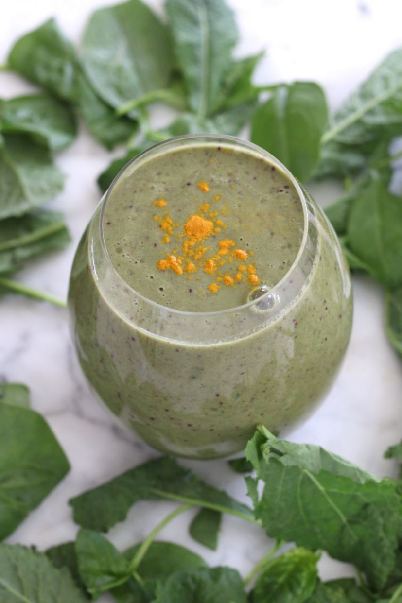 Detox Smoothies For Cleansing & Weight Loss - The Style Insider