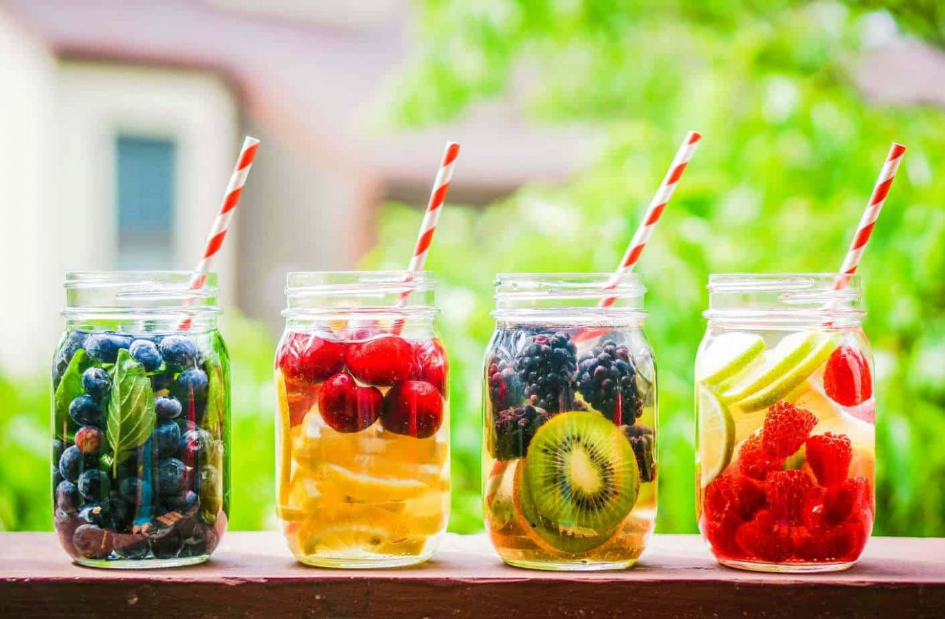 Detox Water Recipes: 11 Tasty Recipes for Weight Loss and Health - Recipes For Weight Loss Water