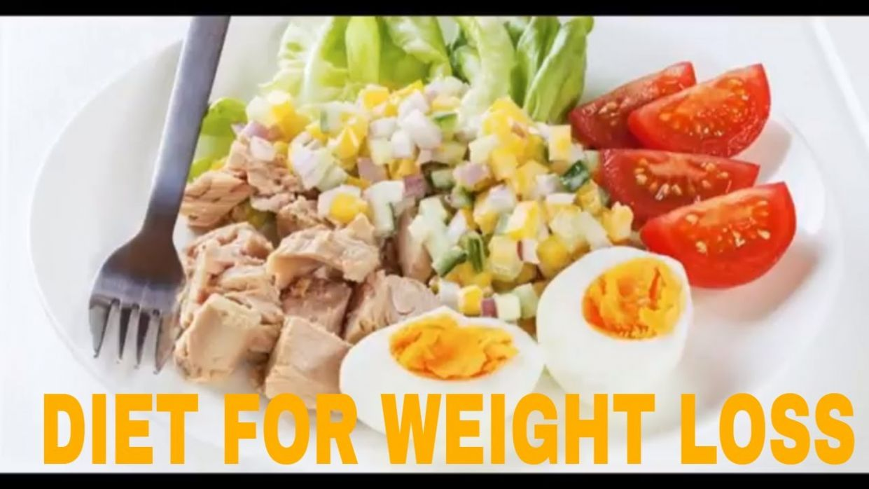 DIET FOR WEIGHT LOSS (EGGS AND TUNA) - YouTube - Weight Loss Tuna Recipes
