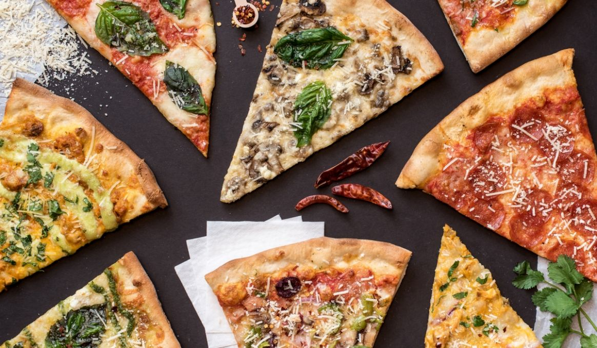 Different Types of Pizza |  Endless Varieties of Pizza – Buy Now - Pizza Recipes Varieties