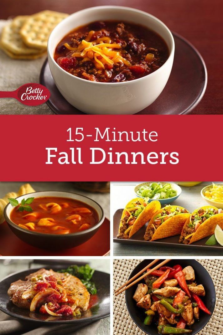 Dinner in 9 Minutes Flat | Easy meals, Food recipes, Cooking recipes - Cooking Recipes Quick