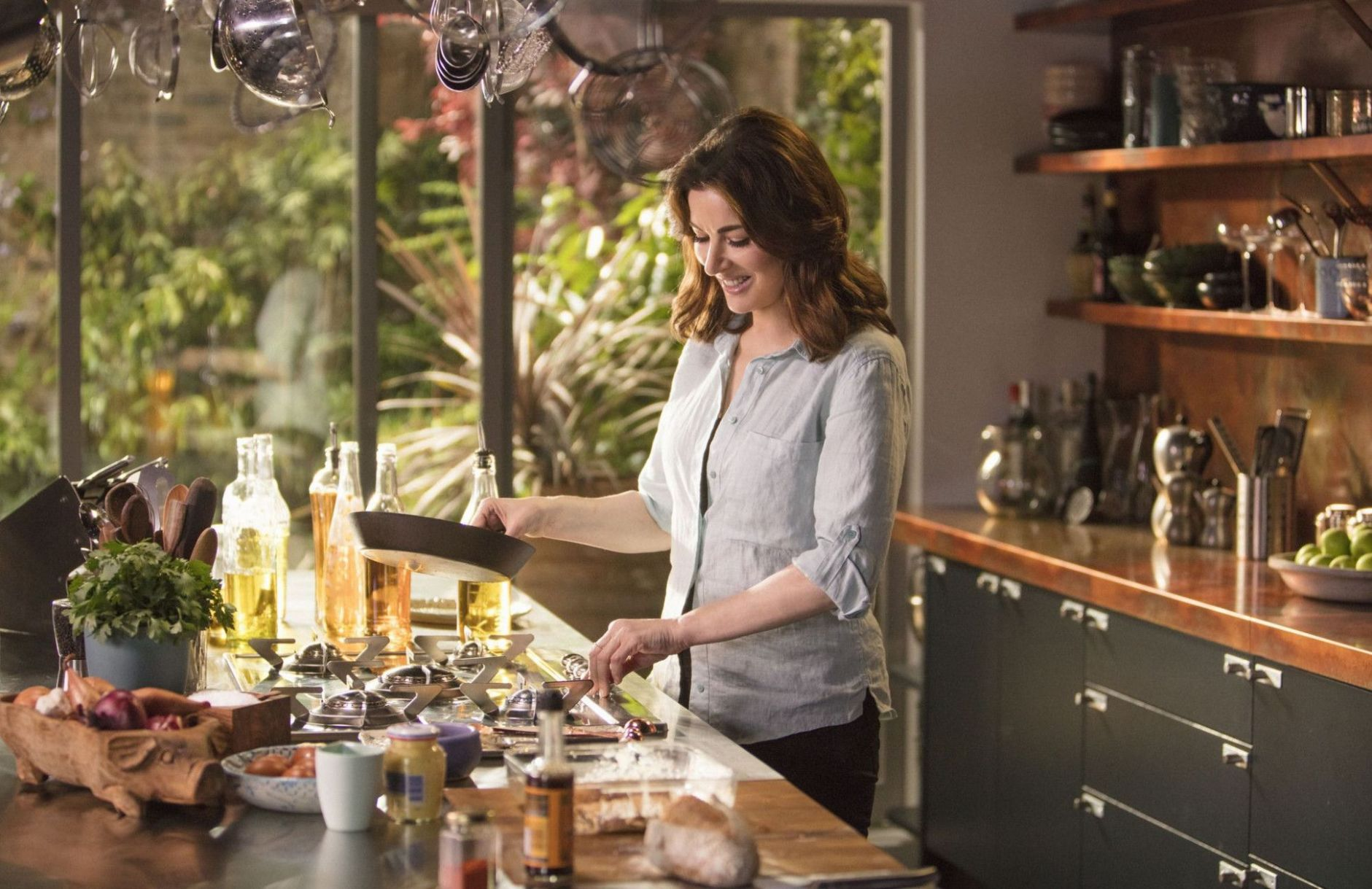 Dinner Recipes Nigella MY FAVOURITE THING: Goodness, darling ..