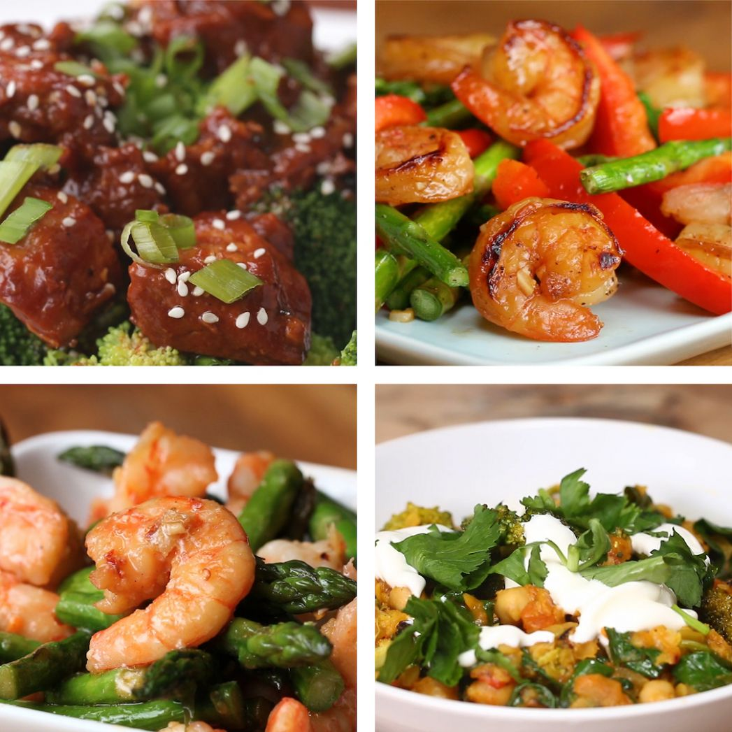 Dinners Under 8 Calories | Recipes