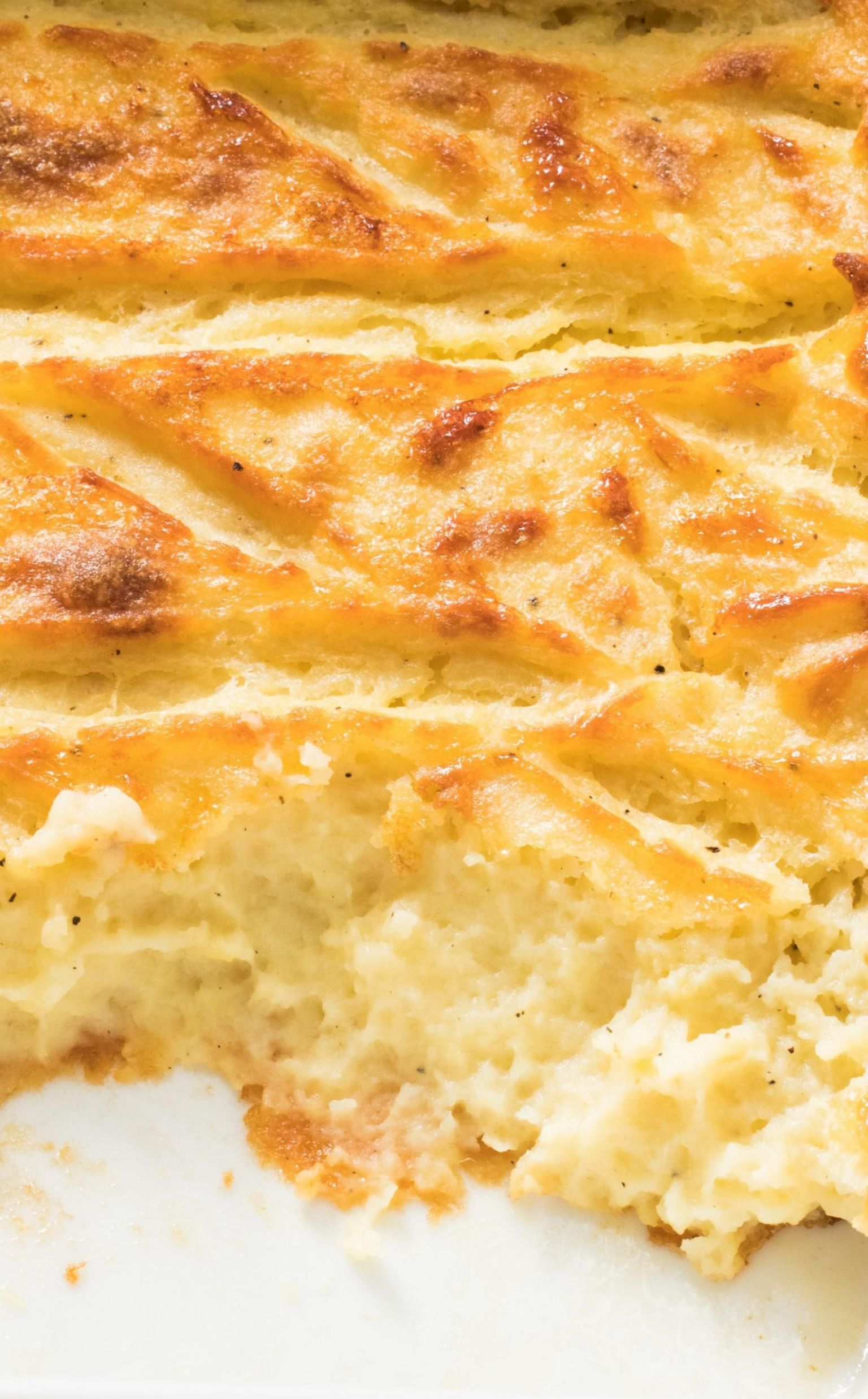 Duchess Potato Casserole. For potatoes that are elegant, easy, and ..