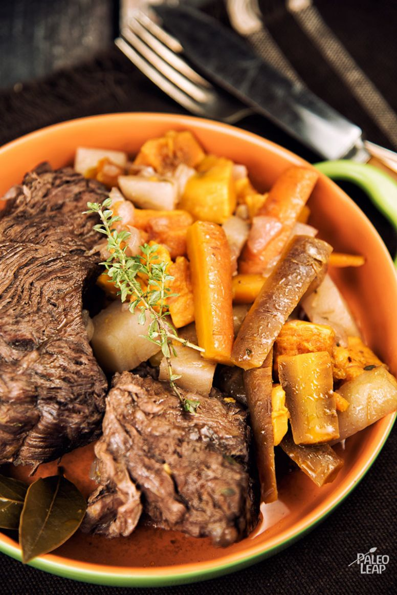 Dutch Oven Beef Roast Recipe - Beef Recipes Dutch Oven