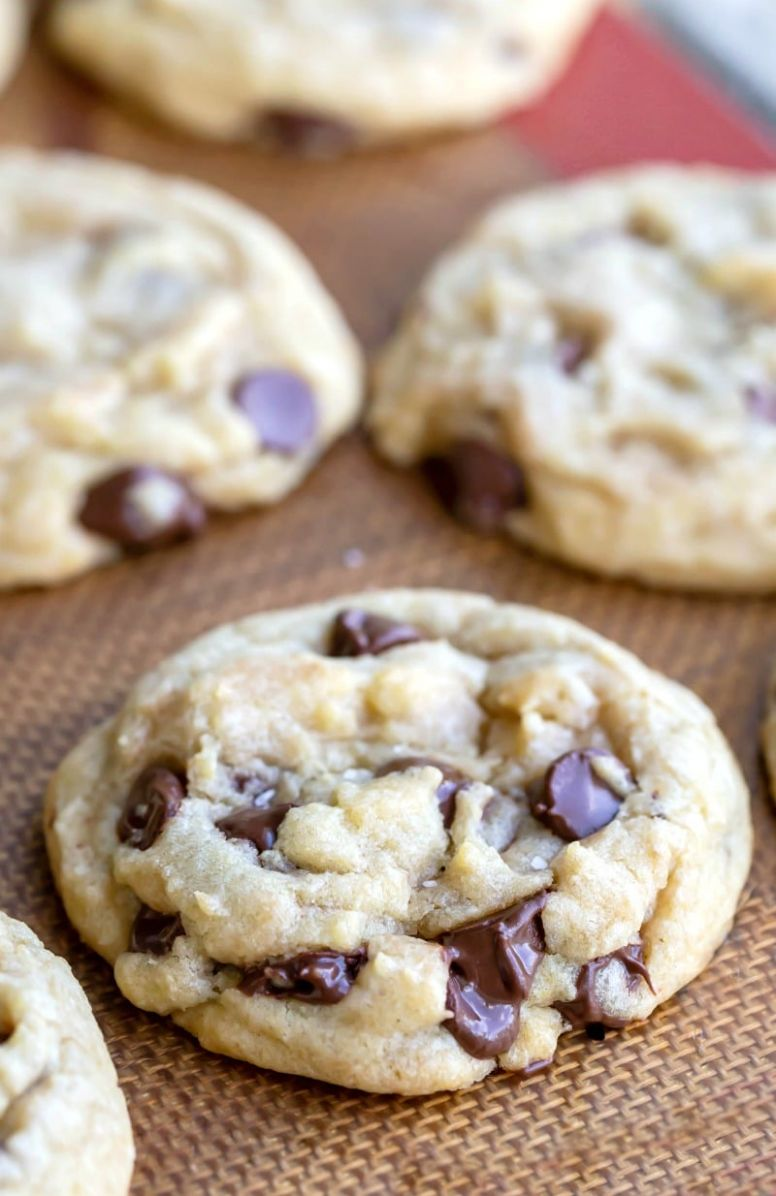 Easiest Chocolate Chip Cookie Recipe - Chocolate Chip Recipes