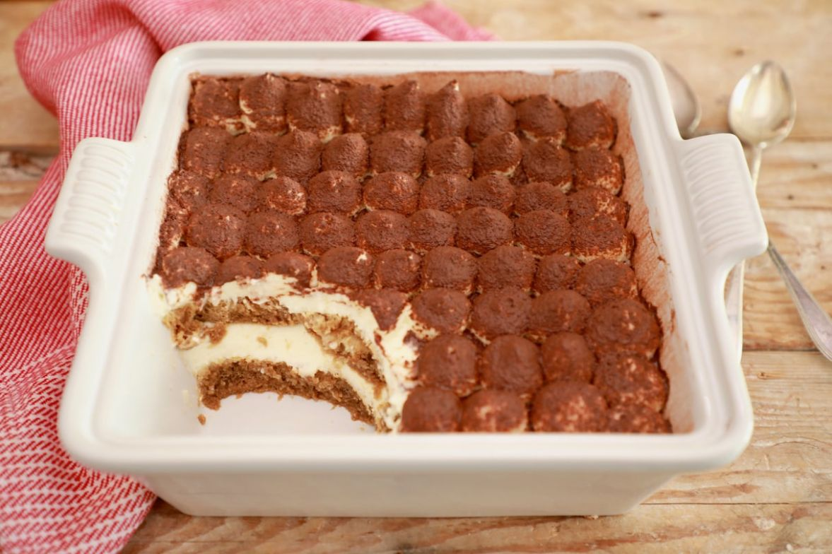 Easy 8-Minute Tiramisu - Recipes Of Dessert