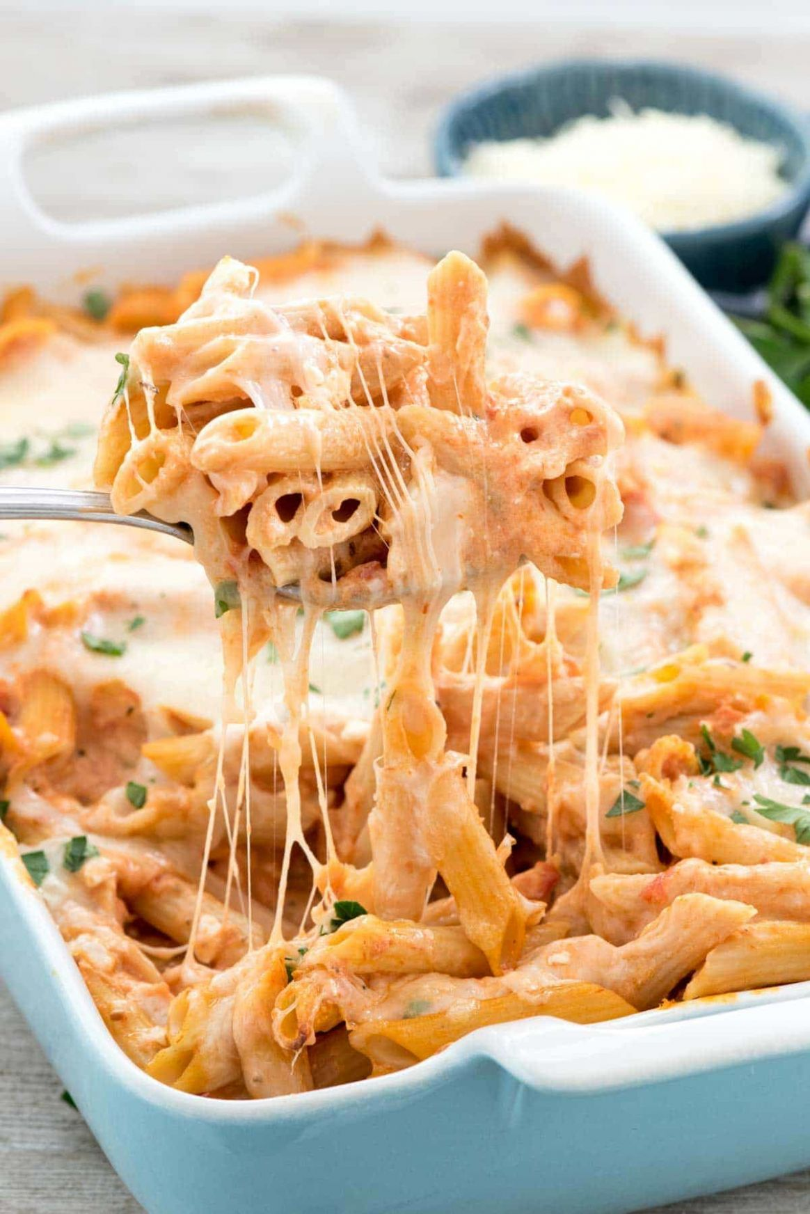 Easy Baked Penne - Recipes Pasta Casseroles