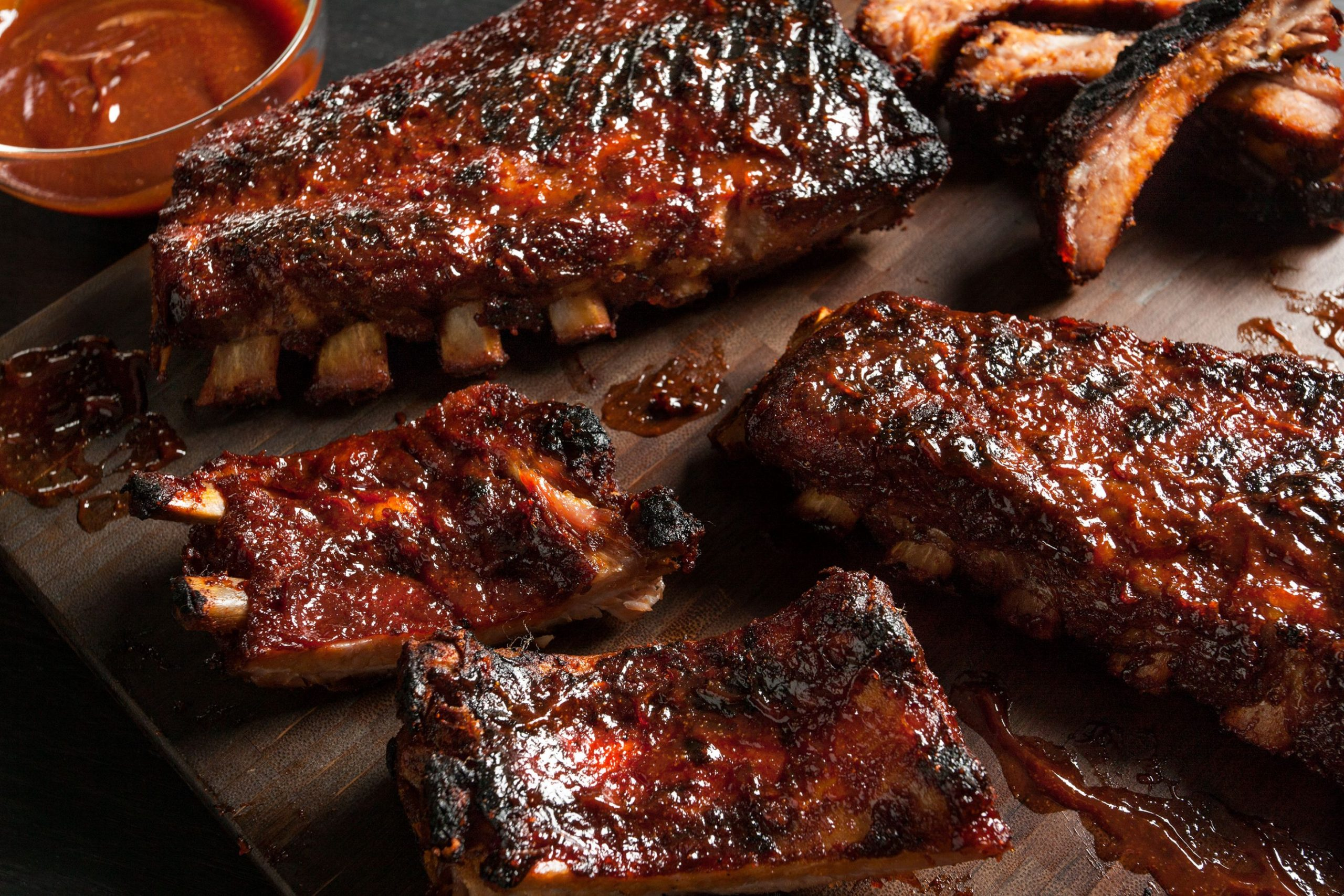 Easy BBQ Baby Back Pork Ribs - Recipes Pork Baby Back Ribs