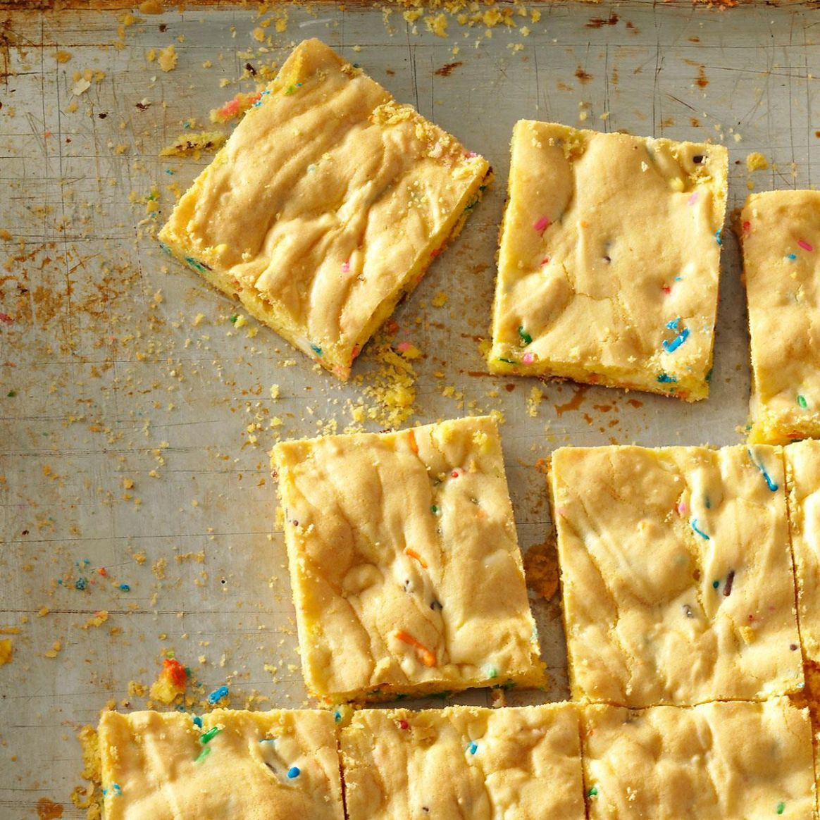 Easy Cake Mix Bars - Recipes Cake From Mix