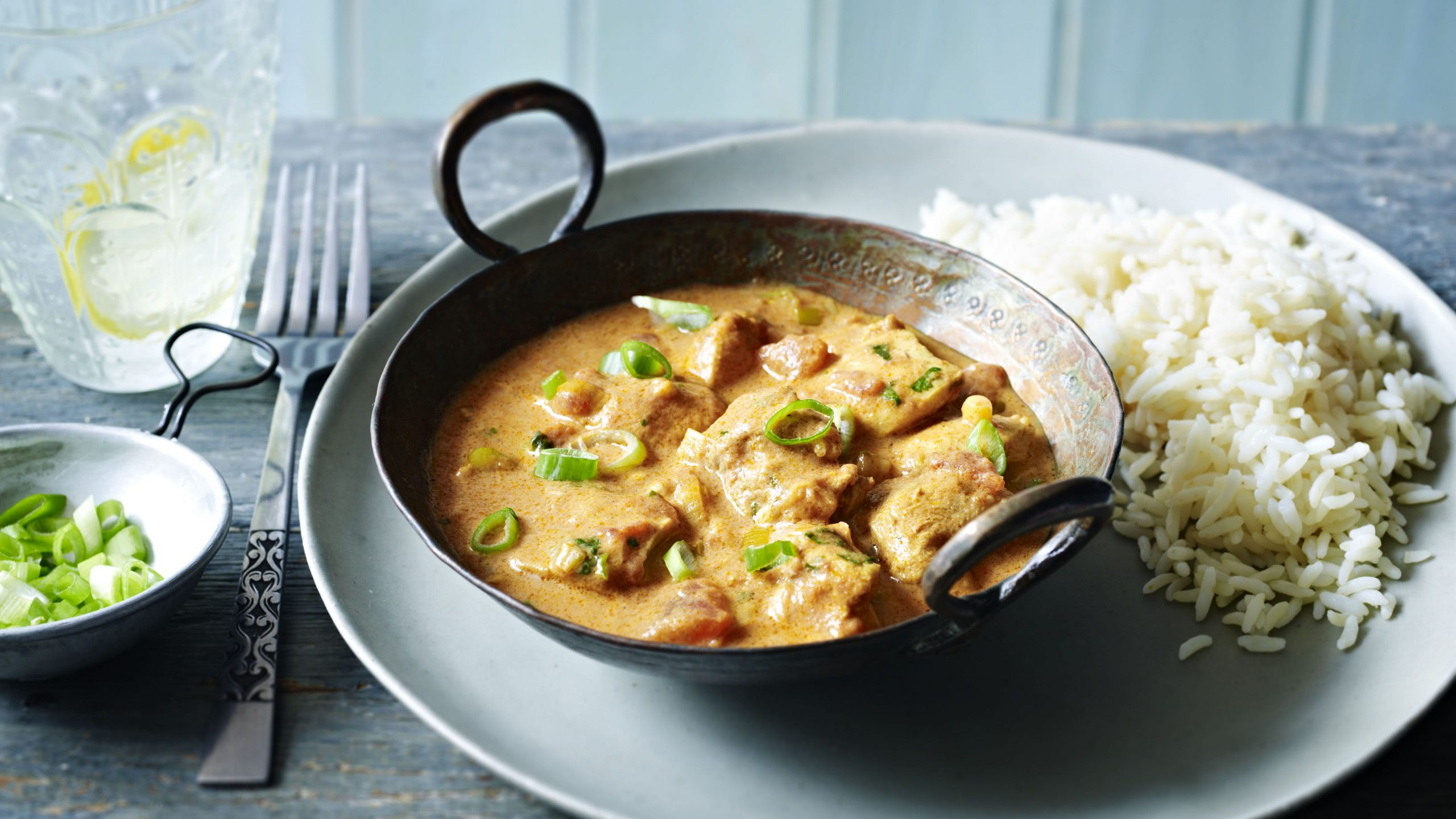 Easy chicken curry - Recipes Chicken Uk